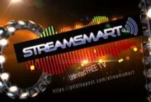 StreamSmart TV / StreamSmart is a smart TV box that streams in HD with no monthly fees or contracts. The StreamSmart receiver will give you access to Movies, TV shows, NASCAR, Live sports, PPV events, live streams of your favorite TV channels, and 3D movies all in HD! Need a Box? Purchase Now: https://pitstoppost.com/streamsmart