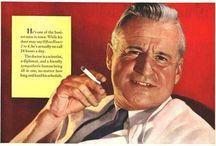 Vintage advertising / Vintage advertisings