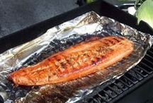Wild Alaskan Salmon Recipes