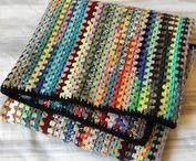 Häkeldecke / crochet blanket