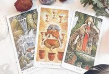 Intuitive Tarot Reading / Intuitive Tarot Reading | With posts about tarot cards + oracle cards + gorgeous decks + intuitive insight through tarot readings.
