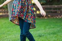 Free sewing patterns kids