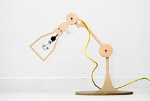 • Wooden Lighting • / by Cablelovers
