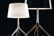 Beautiful Table Lamps / Table Lamps, Task Lighting, Lamps with Shades, Table Top Light Sculptures