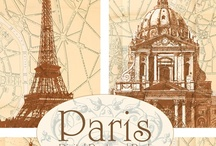 Travel - Beautiful French / Paris, French, France