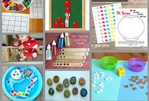 Preschool Math / Preschool math games, counting activities, and other free printables for preschool / by The Measured Mom