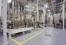 Seamless Flooring for Pharmaceutical Environments / Stonhard floor systems for pharmaceutical laboratories and other pharmaceutical environments are designed for maximum durability, impact resistance and chemical resistance.