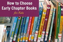 Chapter Books for Kids / Use this board as a resource for finding great chapter books for fluent readers. / by The Measured Mom