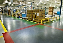 Seamless Floors in Manufacturing Environments / When you require pure performance, we have the floors that deliver. Our seamless, impact, chemical, abrasion-resistant floors do the work of ten floors for manufacturing environments. Ideal for processing, packaging, warehouses, traffic aisles, battery storage and more.