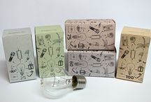 • Retro Light Packaging • / by Cablelovers