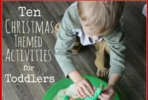 Christmas / Christmas activities for kids / by The Measured Mom