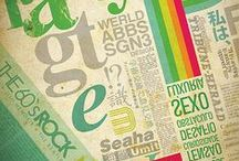art/typography/graphic design