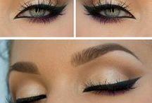 makeup / by Elsie Warner