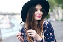 Hat on! / hats, women fashion