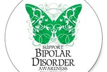 Bipolar Disorder / Bipolar Disorder, also known as manic-depressive illness, is a serious medical illness that causes shifts in a person's mood, energy, and ability to function. Different from the normal ups and downs that everyone goes through, the symptoms of bipolar disorder are severe.