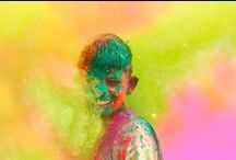 Holi Festival Week / by Laurie Rossa