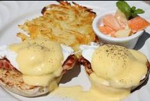 Eggs Benedict / The decadent way to start the day. / by Daiquiri Dick's Restaurant