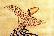 Arabic Calligraphy / The exquisite beauty of the arabic script