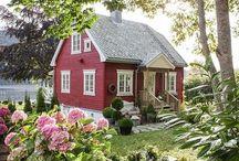 HABITER    ARCHITECTURE / Maisons ou j'irais bien habiter. Dream houses.