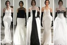 WEDDING GOWNS / A collection of amazing and beautiful wedding gowns.