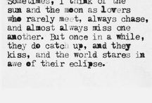 Moon & Sun!