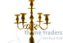 candelabras / candelabras and candelabra hire