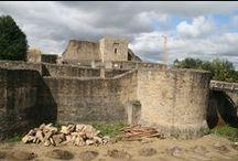 QSL octombrie 2014 - Cetatea de Scaun a Sucevei / Foto: Eugen Cojocariu