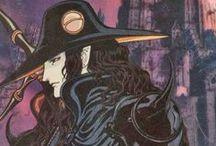 Carmilla - Vampire Hunter D / Cosplay Romics