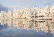 Talvi / Lumisia tunnelmia
