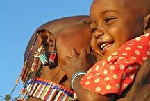 """Africa / """"My Africa is where my heart resides, even when I am long gone or far away."""" / by Clara Reichel"""