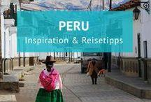 Peru / Peru ist so viel mehr als nur Machu Picchu. Ich habe 2 Jahre in Peru gelebt und es ist mittlerweile wie meine zweite Heimat. Auf diesem Board findest du Reisetipps und Routen für eine Reise quer durch Peru, von Norden nach Süden und Westen nach Osten. Durch die Anden, entlang der Küste bis in den Regenwald. Und natürlich Tipps für Machu Picchu, den Titicacasee, Cusco, Arequipa, Trujillo, Máncora, Chachapoyas, Cajamarca, Puno uvm. goingvagabond.de/category/reiseziele/lateinamerika/peru/