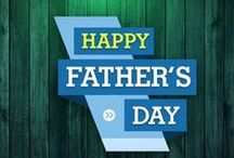 Father's Day / Resources and ideas for father's day, work with Dads and father figures,
