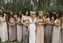 Weddings - bridesmaids