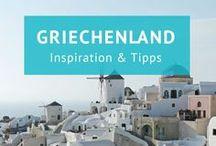 Griechenland / Auf diesem Board findest du Reiseberichte und Reisetipps für Griechenland – Inspiration für die griechischen Inseln, die traumhaften Strände und schönen Dörfer. Meine eigenen Artikel findest du auf goingvagabond.de