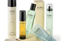 ECRU New York: 101 / learn the basics of our cosmetic haircare collection