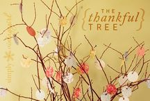 Give Thanks / Thanksgiving: a time to be most intentional with gratitude and praise to God!  May our focus be on Him!