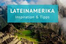 Lateinamerika / Du reist bald nach Lateinamerika oder liebst diesen Kontinent so sehr wie ich? Hier findest du meine Reiseberichte und Reisetipps für Lateinamerika. Die schönsten Orte, die beste Reisezeit, Tipps & Tricks, sowie Reiserouten für Lateinamerika. Meine eigenen Artikel gibt es auf goingvagabond.de