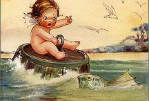 WATER BABIES the (novel by reverend Charles Kingsley)