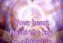 follow your heart ❤️ / love is within