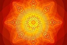 sacred sacral / creativity, sexuality, emotion, connection, water.. orange