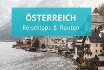 Österreich / Reisetipps und Routen für einen Roadtrip durch Österreich.
