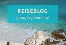 Reiseblog Going Vagabond / Dich hat mal wieder das Fernweh gepackt oder du suchst ein neues spannendes Reiseziel? Hier findest du alle meine Artikel, Reiseziele und eine Prise Inspiration für deine nächste Reise.