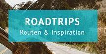 Roadtrips / Du suchst nach Inspiration für deinen nächsten Roadtrip? Hier findest du Reiseberichte, Routen und Tipps für eine Reise mit dem Van/Wohnmobil/Bulli. Meine Artikel findest du auch auf meinem Reiseblog goingvagabond.de/category/roadtrips