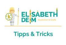 Tipps und Tricks / Tipps und Tricks für Kreative und Kreativkunden!