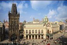 Hundred-spired Prague