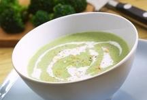 Polévky / Soups / Ty nejlepší polévky tradiční české i světové kuchyně. / The best soups of czech and world cuisine.