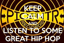 Indie Hip-Hop music label // Epicentre Records Sàrl   / We are an independent music label of hip-hop music along other style. #hiphop #rap #streetart #quotes #music #indie #label