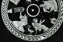 språng illustrations - Greece