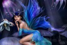 Fairies!!! / by Charlie Cullip