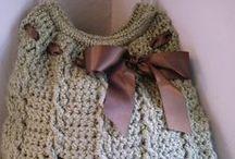 Tašky  -  háčkované, pletené, šité, plstěné